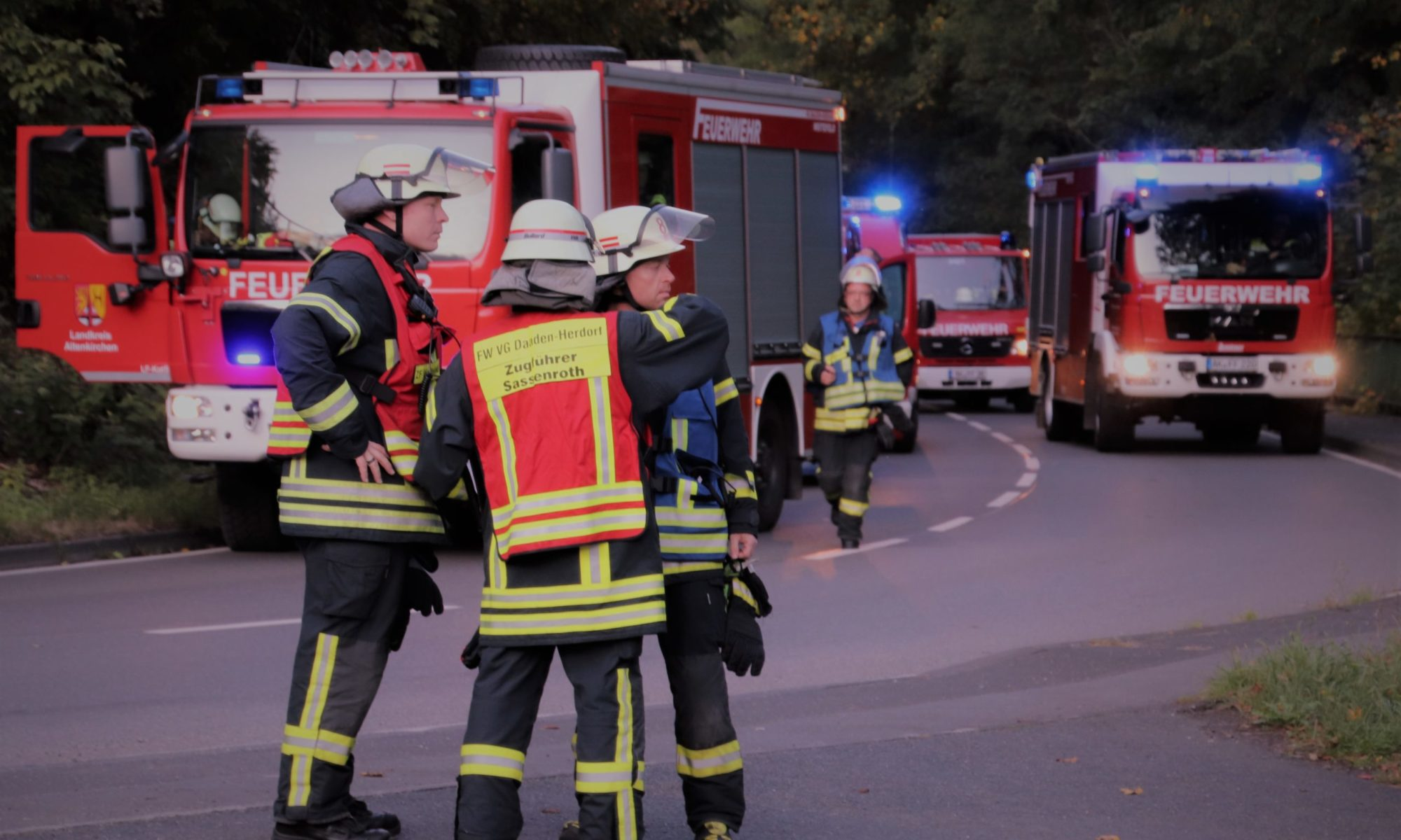 Feuerwehr VG Daaden-Herdorf